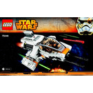 LEGO Phantom Set 75048 Instructions