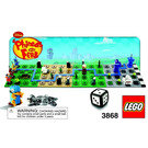 LEGO Phineas and Ferb Set 3868 Instructions
