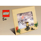 LEGO Photo Frame, Adventurers (4212666)
