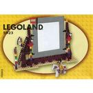 LEGO Photo Frame - Legoland Western (5923)