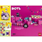 LEGO Photo Holder Cube Set 30557 Instructions
