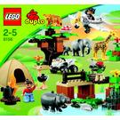 LEGO Photo Safari Set 6156 Instructions