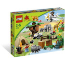 LEGO Photo Safari Set 6156 Packaging