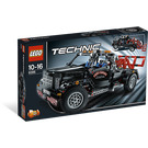 LEGO Pick-Up Tow Truck Set 9395 Packaging