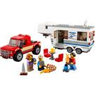 LEGO Pickup & Caravan Set 60182