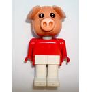 LEGO Pierre Pig Fabuland Minifigure