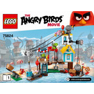 LEGO Pig City Teardown Set 75824 Instructions