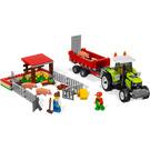 LEGO Pig Farm & Tractor Set 7684
