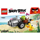 LEGO Piggy Car Escape Set 75821 Instructions