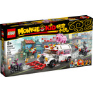 LEGO Pigsy's Food Truck Set 80009 Packaging