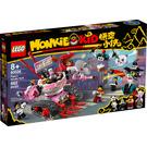 LEGO Pigsy's Noodle Tank Set 80026