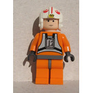 LEGO Pilot Luke Skywalker Minifigure