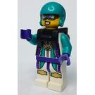 LEGO Pilot with Parachute Minifigure
