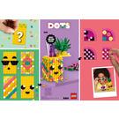 LEGO Pineapple Pencil Holder Set 41906 Instructions