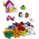 LEGO Pink Brick Box Set 5585