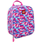 LEGO Pink Purple Brick Print Lunch Bag (5005354)