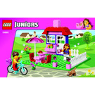 LEGO Pink Suitcase Set 10660 Instructions