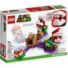 LEGO Piranha Plant Puzzling Challenge Set 71382 Packaging