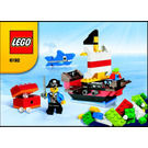 LEGO Pirate Building Set 6192 Instructions