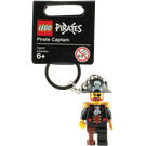 LEGO Pirate Captain Key Chain (852544)