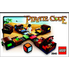 LEGO Pirate Code (3840) Instructions