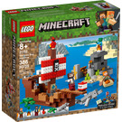 LEGO Pirate Ship Set 21152 Packaging