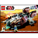 LEGO Pirate Tank Set 7753 Instructions