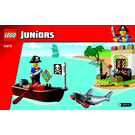 LEGO Pirate Treasure Hunt Set 10679 Instructions