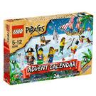 LEGO Pirates Advent Calendar Set 6299 Packaging