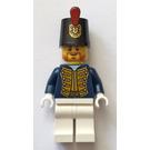 LEGO Pirates Chess Admiral (King) Minifigure