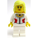 LEGO Pirates Chess Lady (Queen) Minifigure