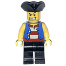 LEGO Pirates Chess Set Bucaneer with Golden Tooth Minifigure