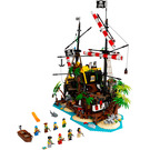 LEGO Pirates of Barracuda Bay Set 21322