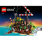 LEGO Pirates of Barracuda Bay Set 21322 Instructions