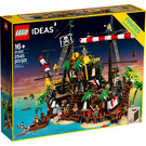 LEGO Pirates of Barracuda Bay Set 21322 Packaging