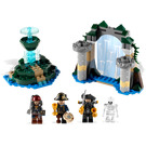 LEGO Pirates of the Caribbean 4 Collection Set 5000027 Packaging