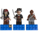 LEGO Pirates of the Caribbean Magnet Set (853191)