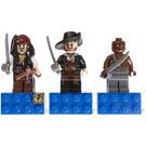 LEGO Pirates of the Caribbean Magnet Set (853191)