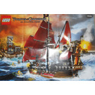 LEGO Pirates of the Caribbean Poster - Queen Anne's Revenge (98463)