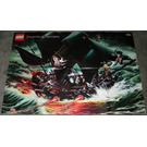 LEGO Pirates of the Caribbean Poster - The Black Pearl (98463)