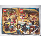 LEGO Pirates of the Caribbean Video Game Poster (98462)
