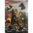 LEGO Pirates of the Caribbean Whitecap Bay (Set 4194) Poster (98463)