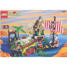 LEGO Pirates Perilous Pitfall Set 6281 Instructions
