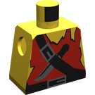 LEGO  Pirates Torso without Arms (973)