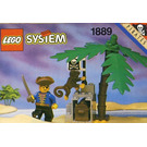 LEGO Pirates Treasure Hold Set 1889