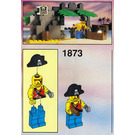 LEGO Pirates Treasure Set 1873