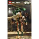 LEGO Pit Droid Set 8000