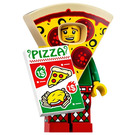 LEGO Pizza Costume Guy Set 71025-10