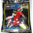 LEGO Pizza Delivery Biker Set 951909