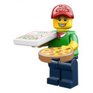 LEGO Pizza Delivery Man Set 71007-11
